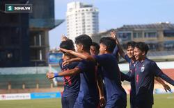 TRỰC TIẾP U19 Thái Lan 2-0 U19 Trung Quốc: Sức mạnh đáng sợ của bầy Voi chiến trẻ