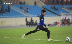 Bất ngờ với nghề tay trái của chốt chặn xuất sắc nhưng vẫn bị Thái Lan vùi dập 8 bàn trắng