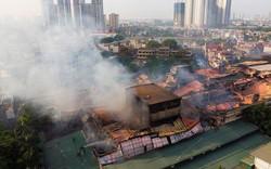 Trước khi cháy, Công ty Rạng Đông từng vi phạm việc sắp xếp hàng hóa chưa đảm bảo an toàn PCCC