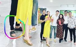 Kim Lý vui vẻ đón giao thừa cùng gia đình Hồ Ngọc Hà