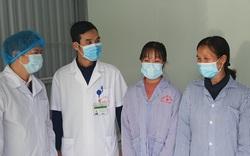 [TIN VUI] Mẹ và em gái nữ công nhân Vĩnh Phúc trở về từ Vũ Hán khỏi Covid-19, được xuất viện