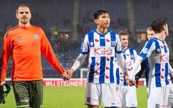 Cựu cầu thủ Barca liên tục dự bị ở Heerenveen và bài học rút ra cho Đoàn Văn Hậu