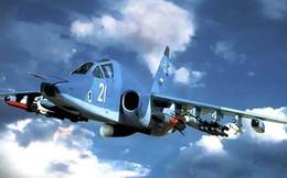 Khám phá sức mạnh oanh tạc cơ Su-39 của Không quân Nga