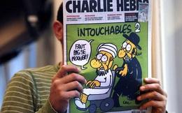 Báo Pháp vẽ cả bộ truyện tranh về nhà tiên tri Mohammed