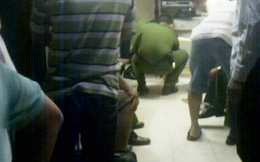 TP.HCM: Súng nổ trong khu dân cư, một người thiệt mạng