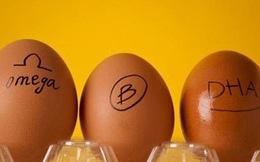 Trứng gà omega-3: Tốt, nhưng đừng lạm dụng!