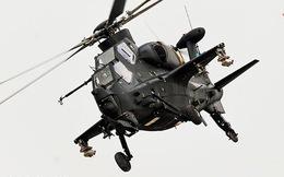 Xuất hiện thiết bị lạ trên trực thăng WZ-10 Trung Quốc