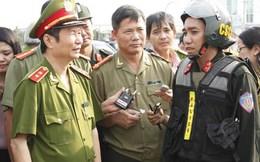 Trung tướng Phạm Quý Ngọ: Quyết làm cho tội phạm ở TPHCM phải khiếp sợ