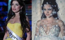 'Hoa hậu xấu' của Nga được so với Angelina