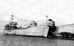 Sức mạnh tàu đổ bộ cỡ lớn trong hải chiến Trường Sa 1988