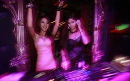Một ngày làm việc của các cô gái trẻ đẹp ở hộp đêm Trung Quốc