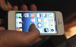 Lộ ảnh nút Home iPhone 5S, không có bảo mật vân tay