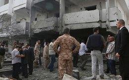 Quân đội Mỹ báo động tình hình an ninh ở Tripoli
