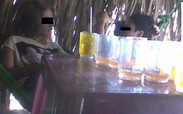 Mại dâm khu công nghiệp: Bí ẩn cafe chòi (Kỳ 3)