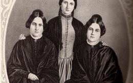 Ba chị em có khả năng nói chuyện với... hồn ma