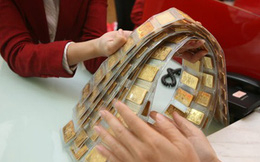 117 triệu USD lãi từ đấu thầu vàng