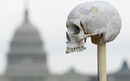 Hàng triệu xương người án ngữ khắp các cơ quan đầu não Mỹ