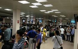 Mất điện, hàng ngàn khách kẹt tại sân bay Tân Sơn Nhất