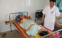 Nạo hút thai, một phụ nữ bị thủng tử cung