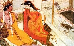 Đàn ông và phụ nữ trong Kama Sutra