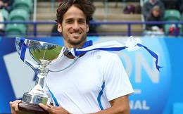 Chung kết Aegon International 2013: Feliciano Lopez trở thành tân vương