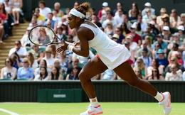 Đơn nữ vòng 4 Wimbledon 2013: Serena phải dừng cuộc chơi