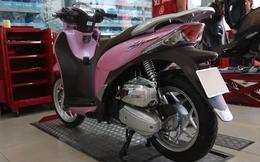 Ế ẩm, Honda SH mode màu hồng bán dưới giá đề xuất