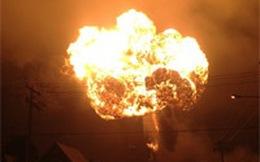 Canada: Tàu chở dầu phát nổ kinh hoàng, cả thành phố sơ tán