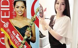Nhan sắc Hoa hậu Việt ngày ấy - bây giờ