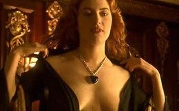 Cảnh thoát y nóng bỏng của Kate Winslet