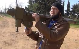 """""""Vị cứu tinh"""" tiếp thêm sức mạnh cho phe nổi dậy Syria"""