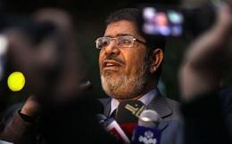 Cựu tổng thống Ai Cập bị xét xử 'tội kích động giết người'