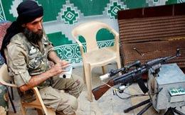 Sức mạnh súng phát xít Đức trong quân nổi dậy Syria