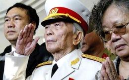 Nguyên ứng viên tổng thống Mỹ viết gì về tướng Giáp?
