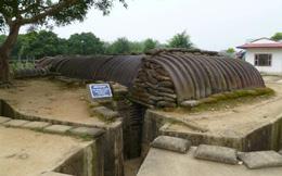 Hầm chỉ huy quân Pháp trong chiến dịch Điện Biên Phủ