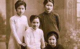 Chuẩn mực làm đẹp của phụ nữ Việt Nam thời xưa
