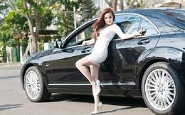 Soi siêu xe 7 tỷ đồng của ca sĩ Vy Oanh