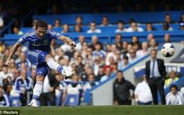 Trượt penalty, ghi siêu phẩm, Lampard từ tội đồ thành người hùng