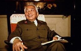 Facebook ngập tràn hình ảnh Đại tướng Võ Nguyên Giáp