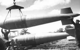 Các loại bom uy lực nhất trong thế chiến II