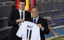 Gareth Bale và số phận hẩm hiu của chiếc áo số 11