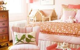 Màu hồng cho một không gian sống đầy lãng mạn