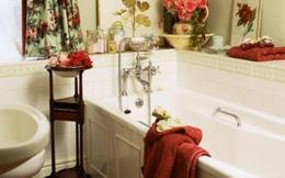 Đem mùa xuân vào phòng tắm nhà bạn