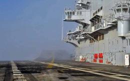 Báo TQ: Mặt tàu sân bay Ấn Độ xuống cấp trầm trọng