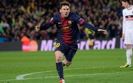 Video: Hai siêu phẩm giúp Messi giải cứu Barca