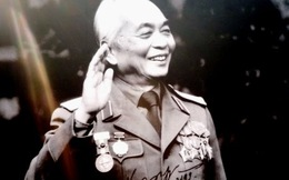 Đại tướng Võ Nguyên Giáp và những kỷ niệm với thể thao Việt Nam