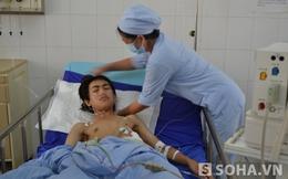 Lâm Đồng: Tranh giành khách, một thiếu niên bị đâm thủng phổi