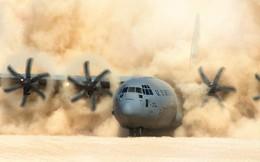 """""""Siêu lực sĩ"""" C-130J cán mốc 300"""