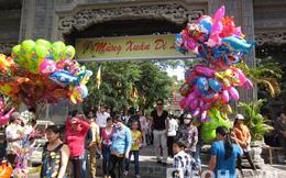 Khánh Hòa đón hơn 670.000 lượt du khách dịp Tết nguyên đán