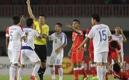 U23 Singapore hòa sốc trước U23 Lào, Việt Nam hưởng lợi
